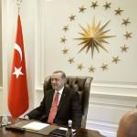 President Recep Tayyip Erdoğan, Turkey presidential seal