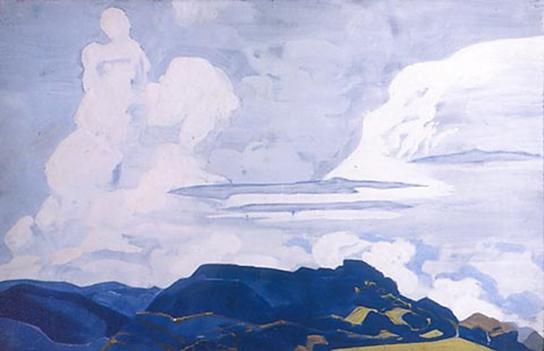 White Horse, Nicholas Roerich