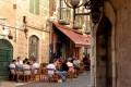 Nahalat Shiva neighborhood cafe, Jerusalem