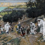 Yeshua Heals the Blind and Lame, by James Tissot