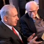 In 2012, Prime Minister Benjamin Netanyahu presented Johan van Hulst with a Hebrew Bible and appreciation on behalf of Israel for saving Jewish lives.