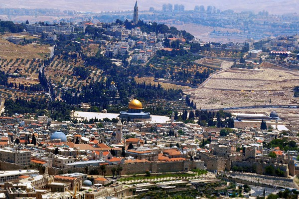 Even though Israel recaptured the Old City and the Temple Mount in 1967, Israeli Defense Minister Moshe Dayan gave total administrative control of the Mount to the Jordanian Waqf, who do not allow Jews to pray on the Temple Mount. Arab nations have claimed it as a Muslim holy site, denying any Jewish claims of ownership, thus rewriting history.