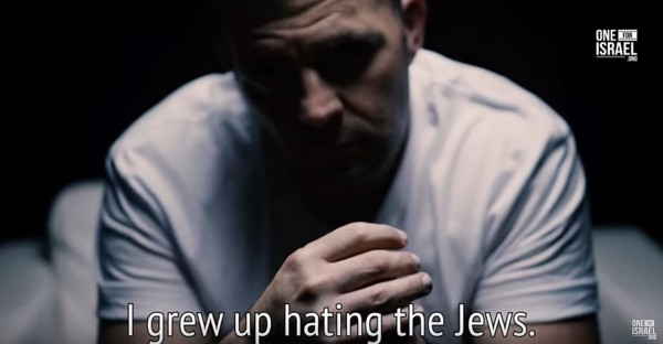 Sharbel Dakwar (One for Israel YouTube capture)