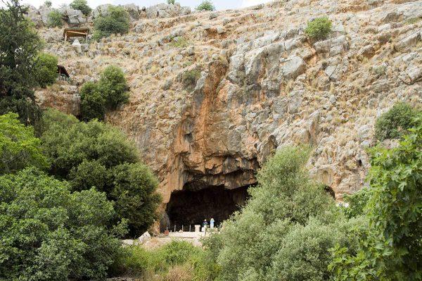 Caesarea Philippi Pan Cave